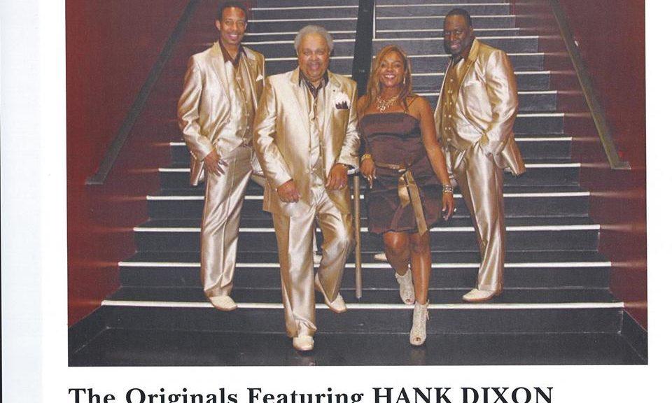 The Originals featuring Hank Dixon