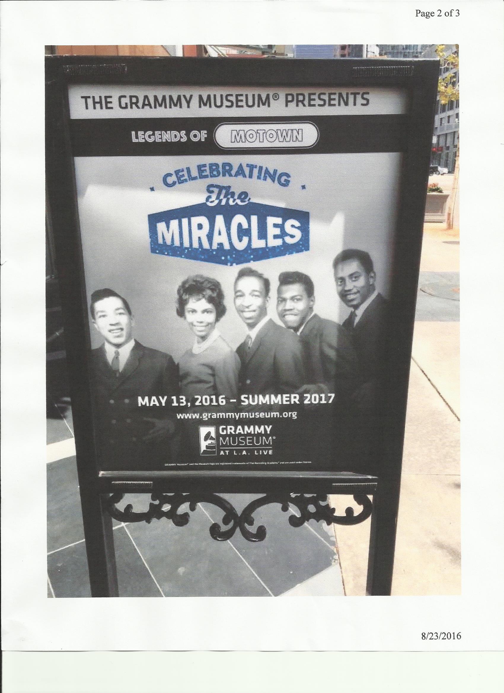miracles-grammy-award